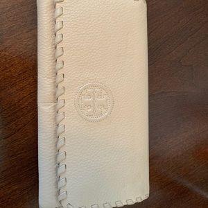 Tory Burch blush wallet
